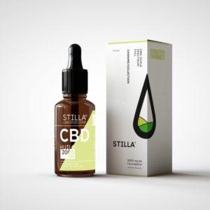 HUILE CBD 10% FOCUS/DAILY-1000MG STILLA® FULL SPECTRUM